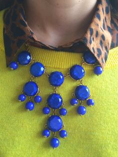 For the Love of Leopard: Primary Colors