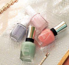 Bez limitu na kolor, czyli skittles manicure :) ~ Idalia