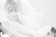 Bride and veil - Jac