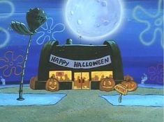Spongebob Halloween, Retro Halloween, Halloween Cartoons, Halloween 2014, Halloween Pictures, Halloween Season, Happy Halloween, Halloween Wallpaper Iphone, Fall Wallpaper