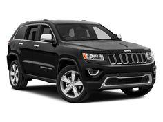 2015 Jeep Grand Cherokee Laredo Black