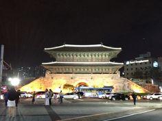 동대문역 (Dongdaemun Stn.) , 서울특별시
