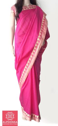 MULBERRY COTTON SAREE