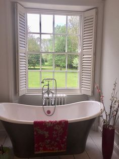Harborough Blinds, Plantation Shutters, Awnings and outdoor living products Living Products, Clawfoot Bathtub, Shutters, Blinds, Outdoor Living, Shades, Outdoor Life, Window Shutters, Shades Blinds
