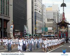 Lễ Hội Gion - Kyoto Nhật Bản - Ảnh 1