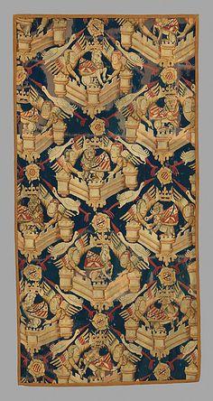 Heraldic Composition   South Netherlandish   The Met
