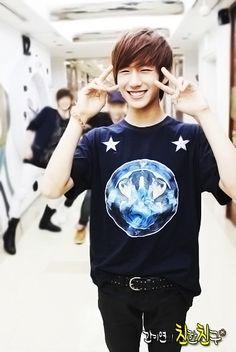 No Min Woo ♡ Boyfriend