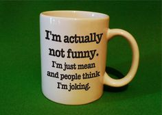 Funny saying Coffee Mug Tea mug coffee cup by SMARTalecsTX on Etsy