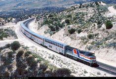 RailPictures.Net Photo: AMTK 508 Amtrak GE P32BWH (Dash 8-32BWH) at Cajon, California by GG1tim