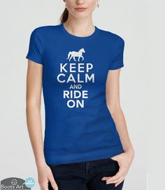 Equestrian Shirt  Horse T-Shirt  Equestrian Clothing  by BootsTees