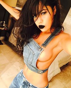 One of the baddest women I've seen in years ☺️ Kinky from #BBLU she's a Tazangel
