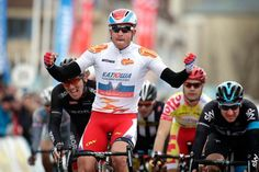 Alexander Kristoff takes stage two in De Panne