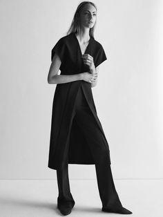 Narciso Rodriguez Resort 2017 Fashion Show Fashion Moda, Fashion Week, Fashion 2017, Fashion Show, Fashion Looks, Womens Fashion, Narciso Rodriguez, Resort 2017, Resort Wear
