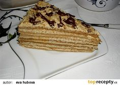 Medovník - Marlenka recept - TopRecepty.cz