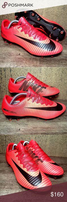 Nike Mercurial Vapor XI AG-PRO Soccer Cleats NEW BRAND-NEW Men s Sz 10.5 95f749592838e