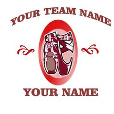 The customized ballet Logo is designed exactly as your request. You can choose any Team Name, Dancer'Name and Number, Background Colors and Image Inside its Circles by any size. Team Names, Colorful Backgrounds, Ballet, Logo, Design, Logos, Ballet Dance, Dance Ballet