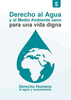 Derecho al agua y al medio ambiente sano para una vida digna. Publicación que aborda la relación entre los problemas ambientales globales (cambio climático, desertificación, pérdida de biodiversidad) y el derecho humano al agua y al saneamiento, mostrando su interrelación y planteando formas de abordar ambos retos. Puedes descargarlo en http://www.ongawa.org/blog/publicacion-derecho-al-agua-y-al-medio-ambiente-sano-para-una-vida-digna/