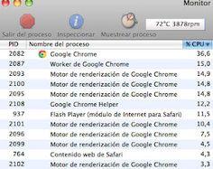 Cómo bajar la temperatura de tu #MacBook