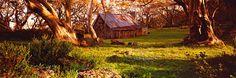 Peter Lik - Wallace's Hut