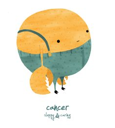 cancer, by Anna Grape