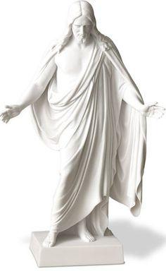 Marble Christus Statue (12-inch)