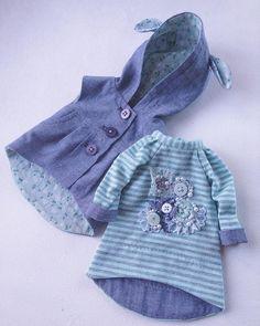 Сделано на заказ. #одежда #одеждадлякукол #платье #платьедлякуклы #трикотажноеплатье #декородежды #декор #шью #шьюсама #люблюшить #dress #dressfordoll #artdoll #doll #handmade