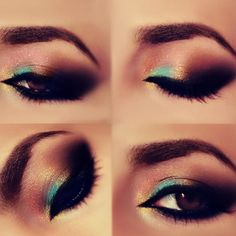 teal-arabic-makeup_look
