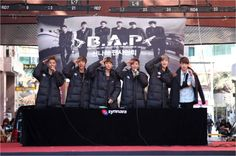 """B.A.P to conclude promotions for """"One Shot"""" this week"""