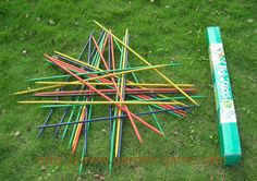 giant outdoor pick up sticks,giant pick up sticks,garden game,outdoor game,board game