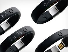 Nike+ FuelBand - good concept, hopefully better than the Jawbone Up