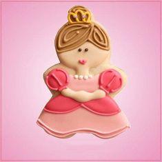 Simple Princess Cookie Cutter