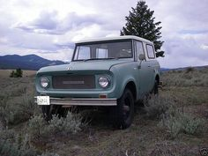 '67 International Harvester Scout