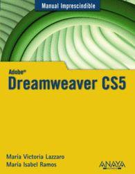 DREAMWEAVER CS5 MANUAL IMPRESCINDIBLE