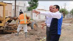 VIDEO: Con inversión del Estado y Municipio se realizarán 8 obras de beneficio social