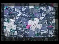 Лоскутное шитье. Квадрат - шаблон для сборки лоскутного одеяла, подушки ...