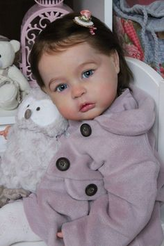 Reborn Prototype Princess Charlotte at Age 1 from Tomas Dyprat | eBay