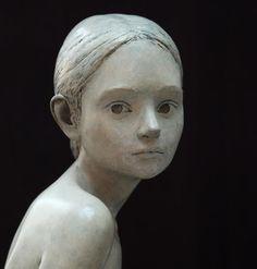 Berit Hildre sculpture