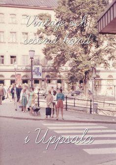 Vintageguide till Uppsala