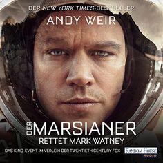 Der Marsianer (Hörbuch-Download): Amazon.de: Andy Weir, Richard Barenberg, Deutschland Random House Audio: Bücher