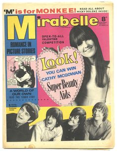 MIRABELLE 18 February 1967 Cathy McGowan Donovan Troggs Monkees Gene Pitney
