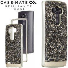 Case-Mate Brilliance Case for LG G4 - Champagne Gold