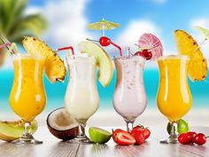 exotic cocktails ipad hd wallpaper - http://69hdwallpapers.com/exotic-cocktails-ipad-hd-wallpaper/