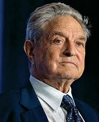 """George Soros - Bringing Down America - The Banking Elite & George Soros are both members of the Council on Foreign Relations & the Trilateral Commission (bush sr)  also known as the Bilderberg Group. TWO ORGANIZATIONS SCHEMING  to manufacture the """"One World Order"""", the """"One World Government"""" & the """"One World Currency"""". http://www.fromthetrenchesworldreport.com/know-your-enemy/george-soros-bringing-down-america"""