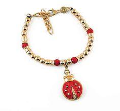 Byblos jewels bracciale coccinella collezione sorrisi