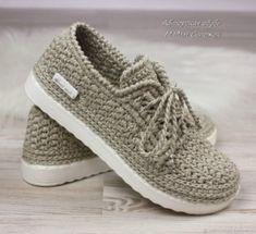 Crochet Shoes Pattern, Shoe Pattern, Knit Shoes, Macrame Design, Learn To Crochet, Free Knitting, Nike Free, Baby Shoes, Creations