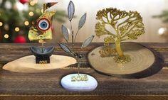 Groupon - Χειροποίητο Γούρι για την Νέα Χρονιά με Βάση το Ξύλο, την Πέτρα και το Μέταλλο, σε διάφορα Σχέδια, από 5€ σε [missing {{location}} value]. Τιμή Groupon: 5€ Online Shopping Deals, Coupon Deals, Table Decorations, Stuff To Buy, Home Decor, Decoration Home, Room Decor, Dinner Table Decorations