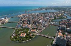"""* Recife, Pernambuco. Brasil * Capital do """"Frevo' e Pernambuco é o Estado do """"Maracatú""""."""