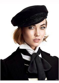 Patrick Demarchelier, Photographer \\ Karlie Kloss, Model