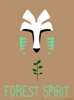 Forest Spirit by selaluff on DeviantArt