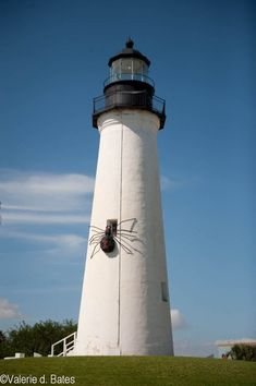 Lighthouse Decorated for Halloween! « Port Isabel, Texas …